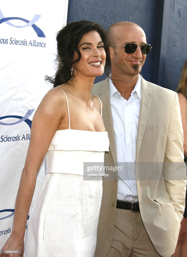 Teri Hatcher and Stephen Kay during 6th Annual Comedy For A Cure Hosted by Tuberous Sclerosis Alliance at The Music Box Theatre in Hollywood, California, United States.