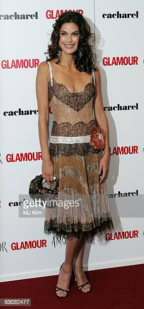 Teri Hatcher arrives at the Glamour Women Of The Year Awards 2005 at Berkeley Square on June 7, 2005 in London, England. The Jonathan Ross-hosted...