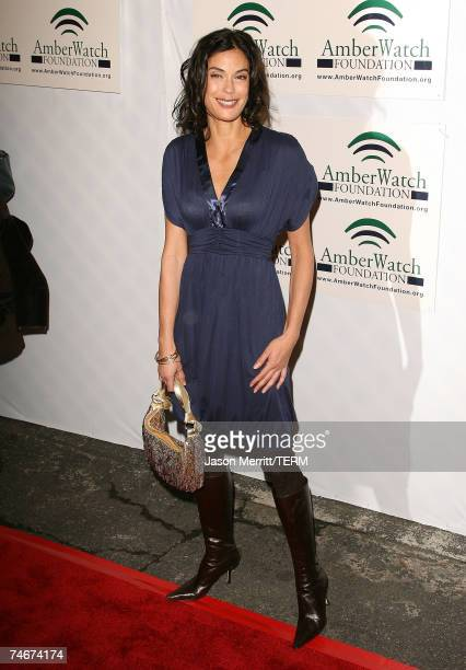 Teri Hatcher at the An All-Star Comedy Lineup to benefit the AmberWatch Foundation - Arrivals at Original Improv-Hollywood in Hollywood, California.