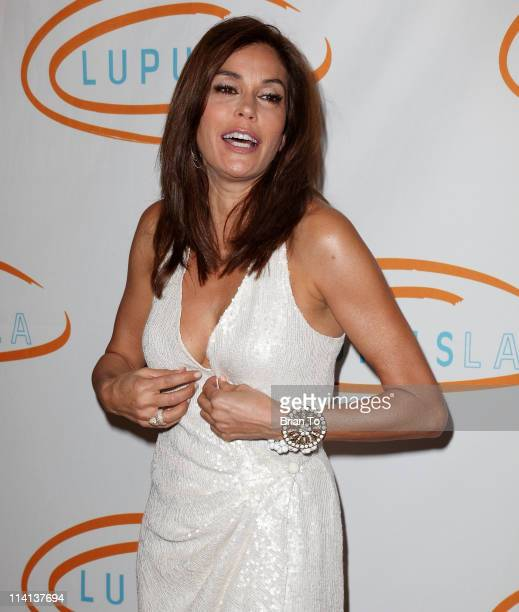 Teri Hatcher attends 11th annual Lupus LA Orange Ball at the Beverly Wilshire Four Seasons Hotel on May 12 2011 in Beverly Hills California