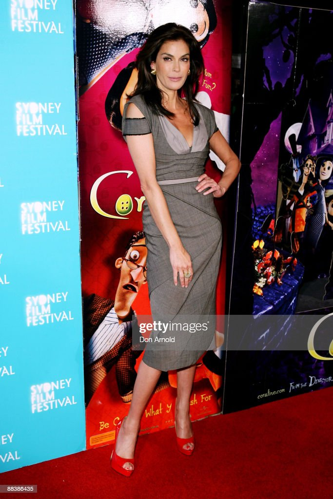 Teri Hatcher Attends The Australian Premiere Of Coraline As Part Of News Photo Getty Images