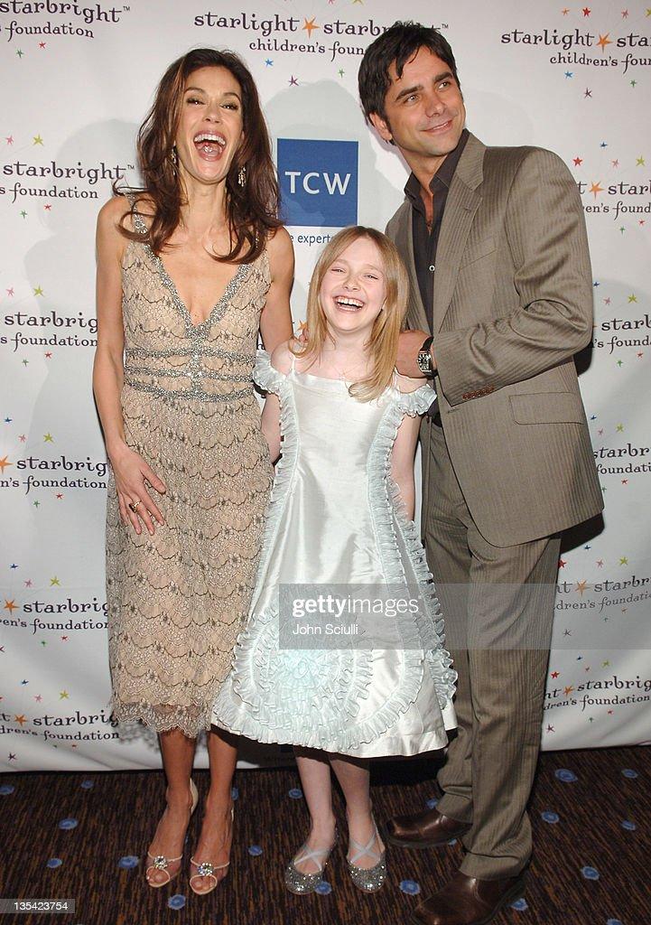 Starlight Starbright Children's Foundation Honor Dakota Fanning at A Stellar