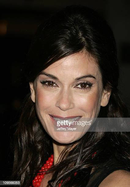 """Teri Hatcher during 2005 Worldwide V-Day Campaign Celebrity Performance of """"The Vagina Monologues"""" at The Wilshire Ebell Theatre in Los Angeles,..."""