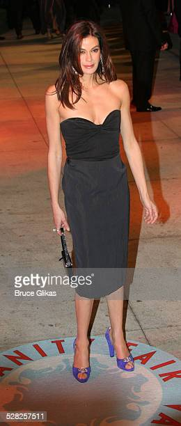 Teri Hatcher during 2006 Vanity Fair Oscar Party at Morton's in West Hollywood California United States