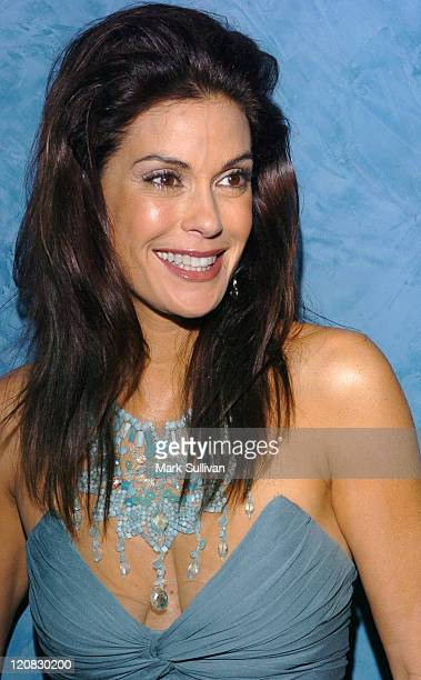 Teri Hatcher during 37th Annual Academy of Magical Arts Awards Arrivals at The Henry Fonda Music Box Theater in Hollywood California United States