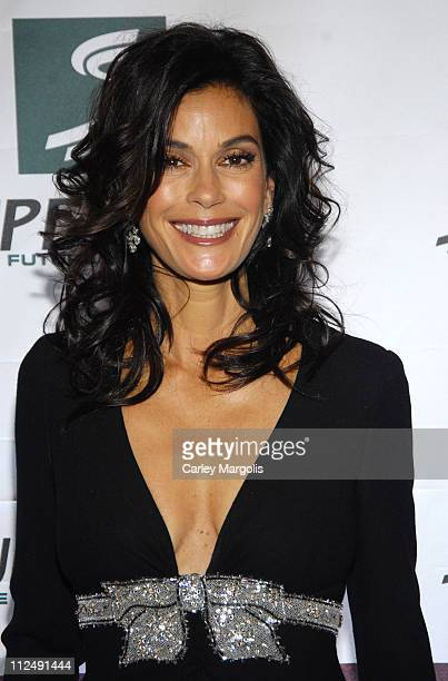Teri Hatcher during 3rd Annual Womens World Awards Arrivals at The Hammerstein Ballroom in New York City New York United States