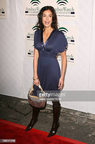 Teri Hatcher during An All-Star Comedy Lineup to benefit the AmberWatch Foundation - Arrivals at Original Improv-Hollywood in Hollywood, California,...