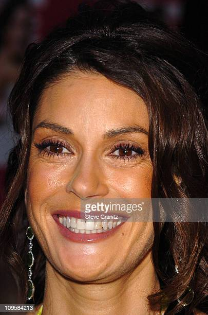 Teri Hatcher during InStyle Magazine Hosts a Dinner Party Honoring Teri Hatcher on Their May Cover Arrivals at Lucques Restaurant in Los Angeles...