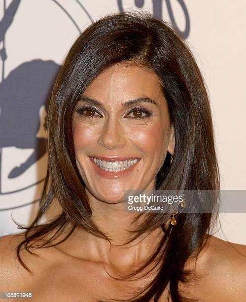 Teri Hatcher during MercedesBenz Presents the 17th Carousel of Hope Ball Arrivals at Beverly Hilton Hotel in Beverly Hills California United States