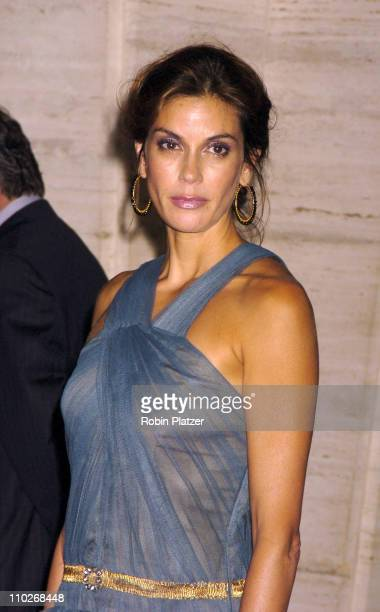 Teri Hatcher during Opening Night of the 43rd Annual New York Film Festival 'Good Night and Good Luck' Premiere Arrivals at Avery Fisher Hall in New...