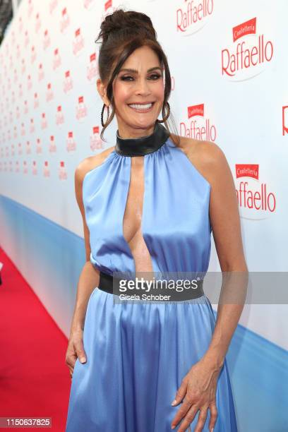 Teri Hatcher during the Raffaello Summer Day on June 18 2019 in Berlin Germany