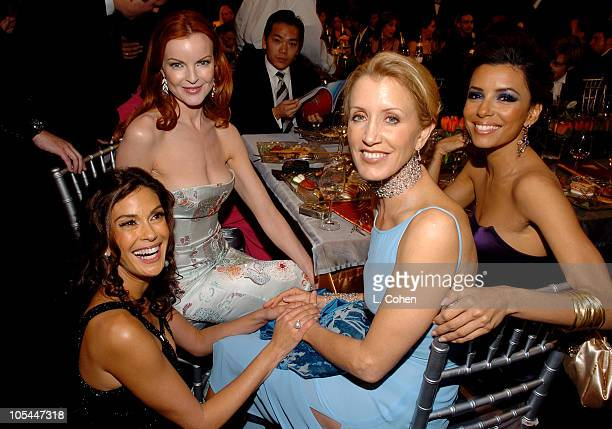 Teri Hatcher Marcia Cross Felicity Huffman and Eva Longoria 8757_LC11_0005jpg