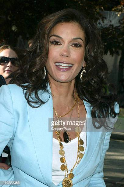 Teri Hatcher of 'Desperate Housewives' during 2005/2006 ABC UpFronts at Lincoln Center in New York City New York United States