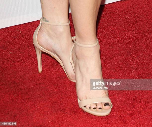Teri Polo arrives at the 16th Annual Women's Image Awards held at Beverly Hills Women's Club on December 14 2014 in Beverly Hills California