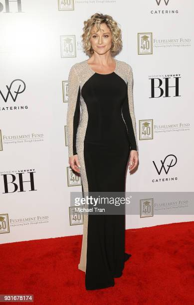 Teri Polo attends A Legacy of Changing Lives presented by The Fulfillment Fund held at The Ray Dolby Ballroom at Hollywood Highland Center on March...