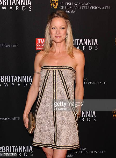 Teri Polo attends the 2011 BAFTA Britannia Awards at The Beverly Hilton hotel on November 30 2011 in Beverly Hills California