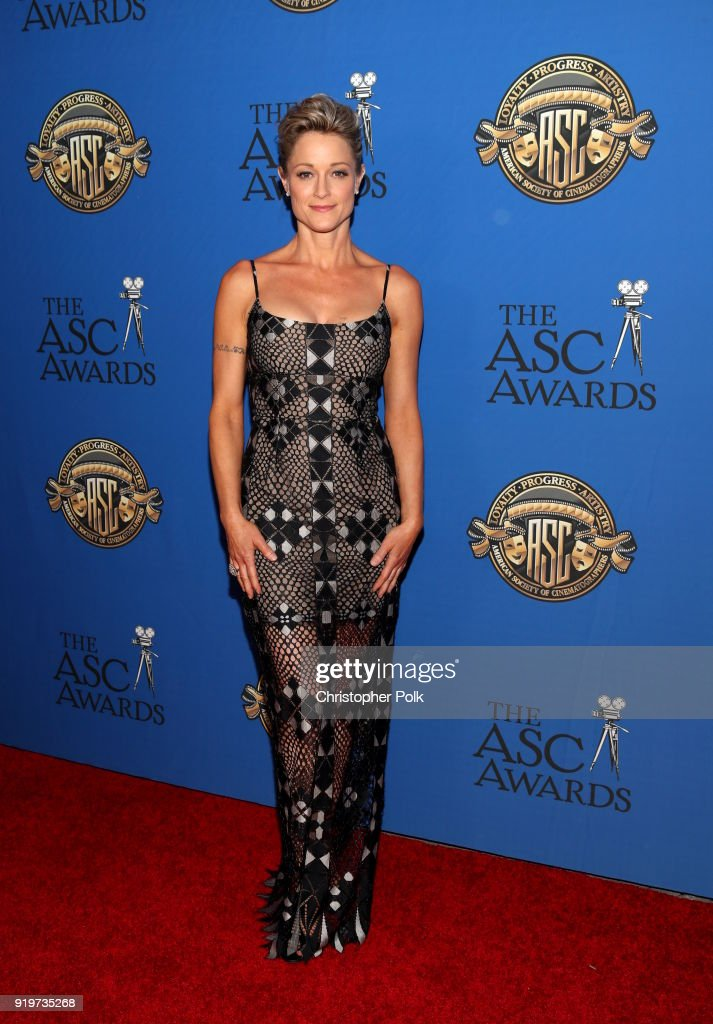 Teri Polo attends the 32nd Annual American Society Of Cinematographers Awards at The Ray Dolby Ballroom at Hollywood & Highland Center on February 17, 2018 in Hollywood, California.