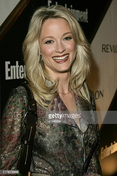 Teri Polo during Entertainment Weekly Magazine 3rd Annual Pre-Emmy Party - Red Carpet at Cabana Club in Los Angeles, California, United States.