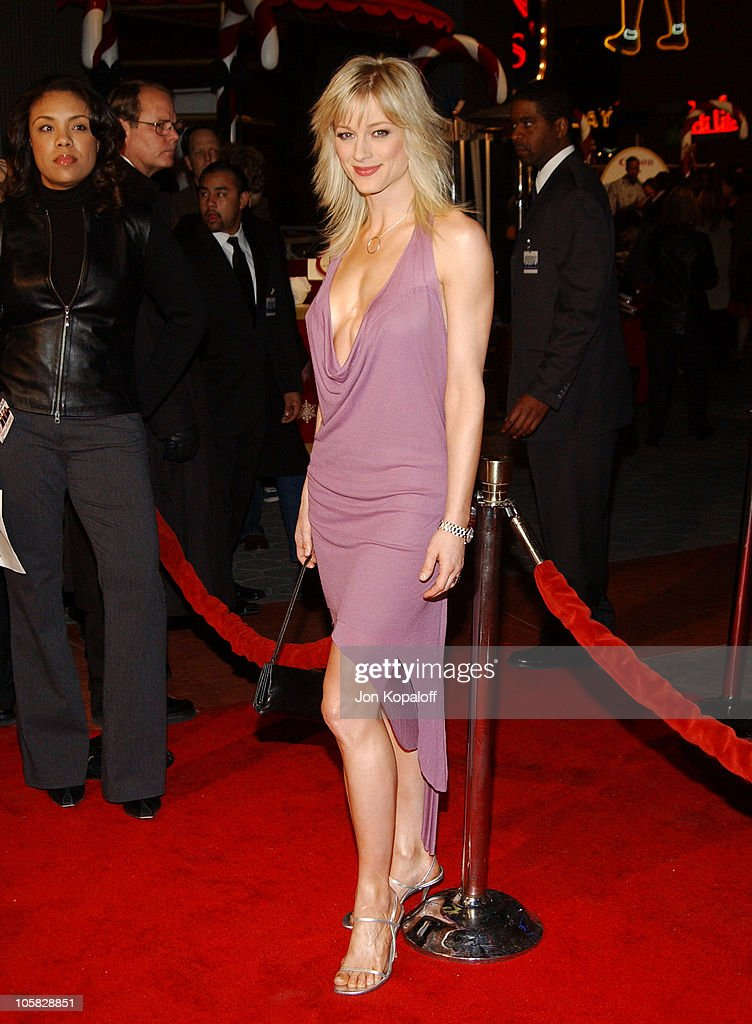 Teri Polo during 'Meet the Fockers' Los Angeles Premiere at Universal Amphitheatre in Universal City, California, United States.