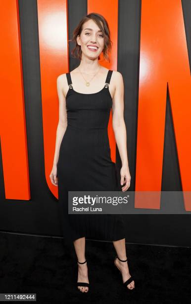 "Teri Wyble attends the premiere of Universal Pictures' ""The Hunt"" at ArcLight Hollywood on March 09, 2020 in Hollywood, California."