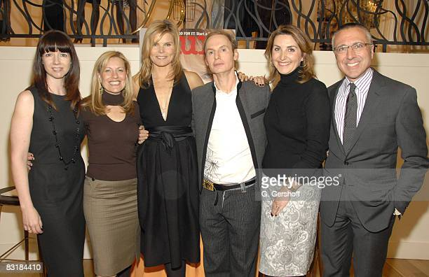 Teril Turner Director of Marketing HenriBendel Nancy Berger Cardone Publisher Allure Magazine Mariel Hemingway Dr Frederic Brandt Claudia Lucas SVP...