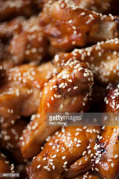 teriyaki chicken drummettes