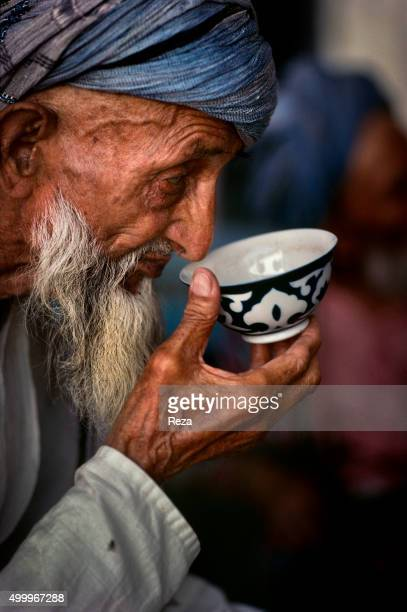 1990 Termez Uzbekistan In Central Asia tea is the drink of predilection Termez is one of the most ancient cities of the world inhabited for over 2500...