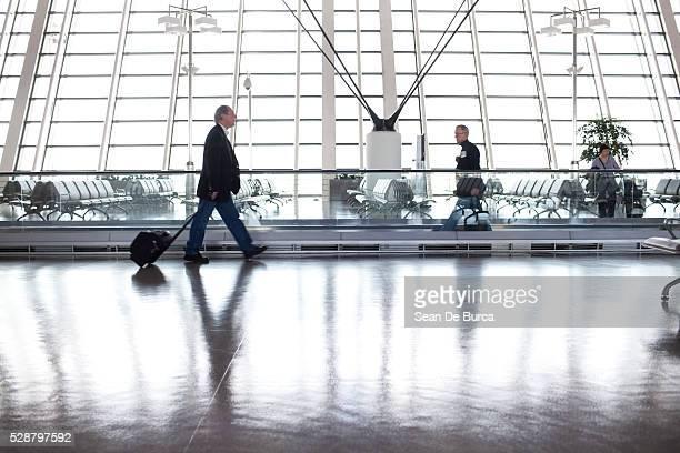 Terminal in Shanghai Pudong International Airport
