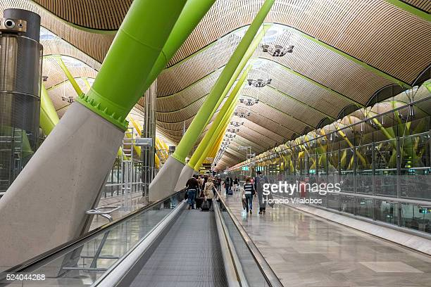 Madrid Barajas Airport Stock Photos and Pictures | Getty ...