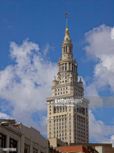 Terminal Tower after the Restoration Project is Complete