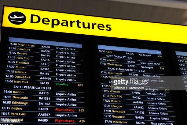 Terminal5 Heathrow.