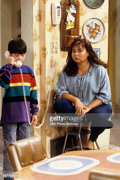 ROSEANNE 'Terms of Estrangement Part 1' Season Five 9/15/92 Michael Fishman Roseanne Barr on the ABC Television Network comedy 'Roseanne' Becky is...