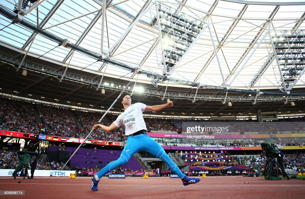 16th IAAF World Athletics Championships London 2017 - Day Seven : News Photo