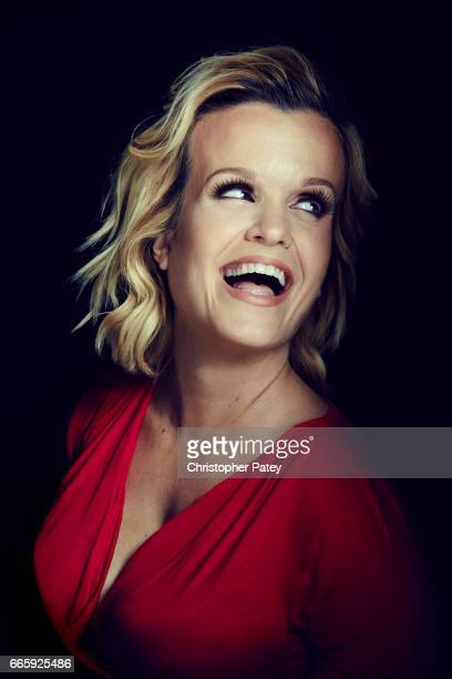 Terra Jole is photographed or The Hollywood Reporter on July 21 2016 in Los Angeles CaliforniaPublished Image