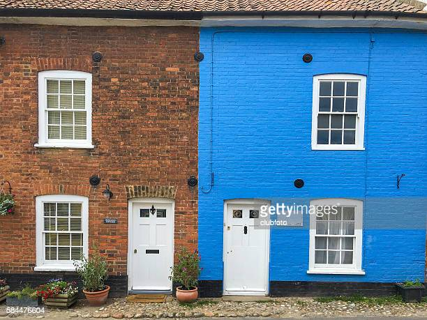 Terraced houses, UK