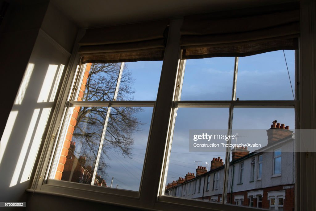 Terraced Housing From A Window View Pictures Getty Images
