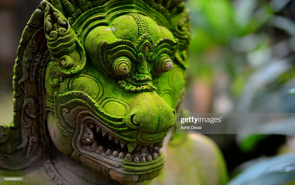 Terracotta Statue in Chiang Mai : Foto stock