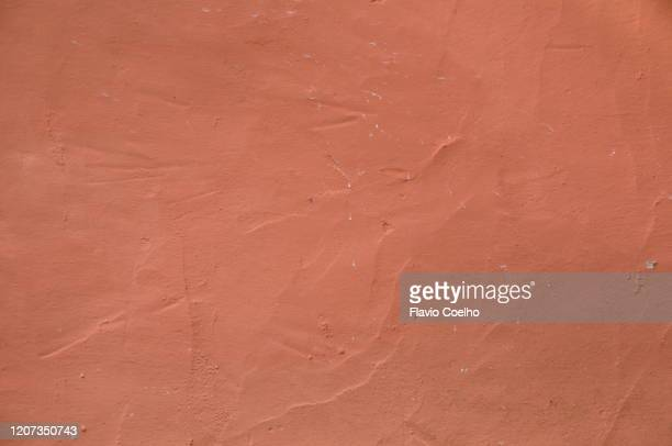 terracotta surface background - terracotta stock pictures, royalty-free photos & images