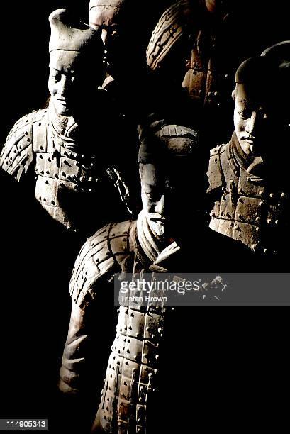 Terracotta Warriors , China
