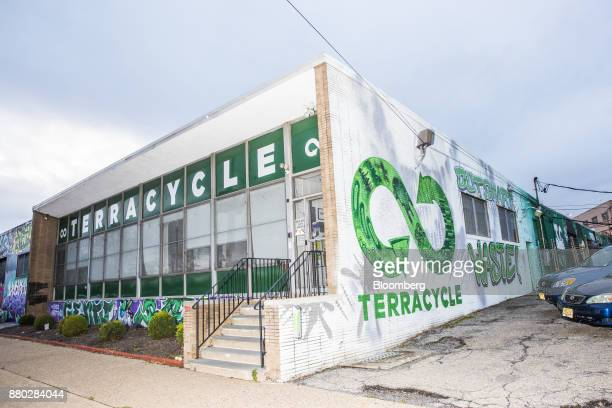 TerraCycle Inc headquarters stands in Trenton New Jersey US on Thursday Nov 9 2017 Tom Szaky the founder of TerraCycle a New Jerseybased garbage...