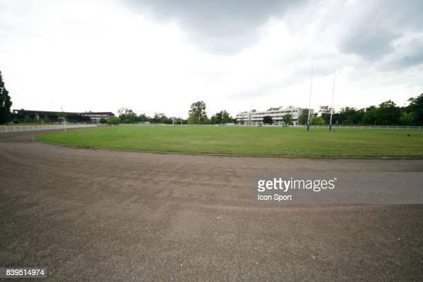 Terrain de Rugby INSEP Vincenne