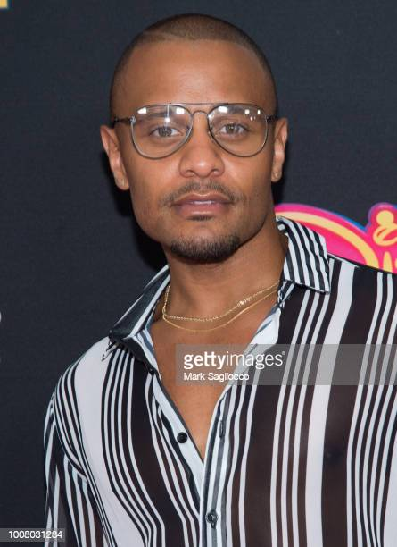 Terrance Spencer attends the Freaky Friday New York Premiere at The Beacon Theatre on July 30 2018 in New York City