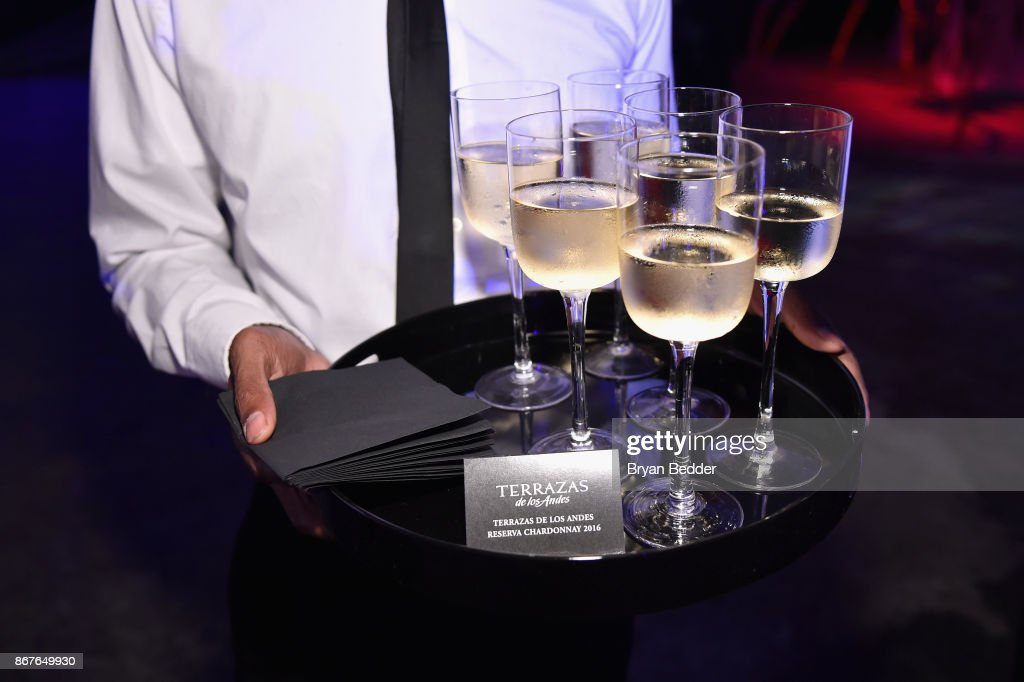 Terrazas Wine Served During Moet Hennessy At The 2017 Amfar