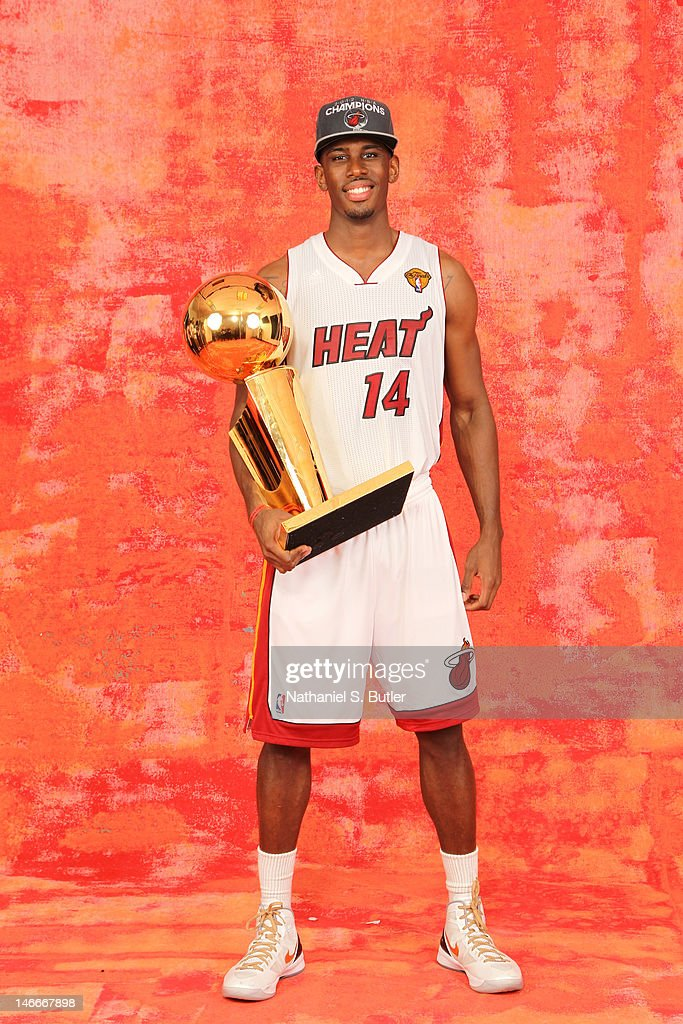 NBA Finals Trophy Portraits