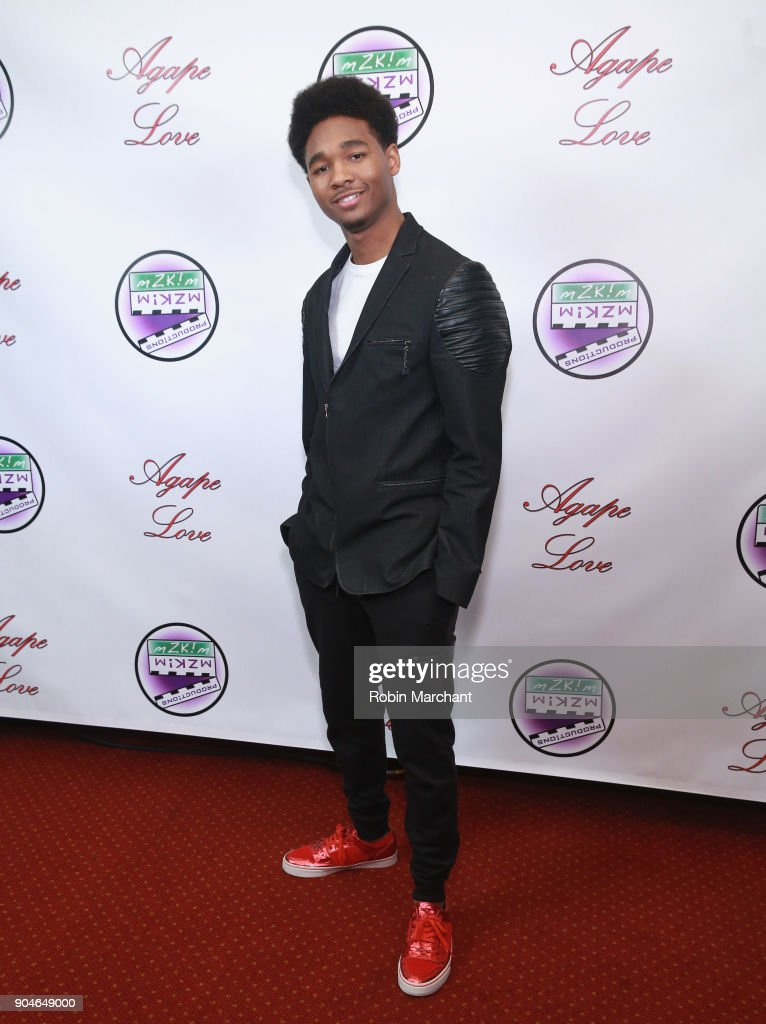 Terrell Lewis attends Agape Love Red Carpet on January 13, 2018 in Milwaukee, Wisconsin.