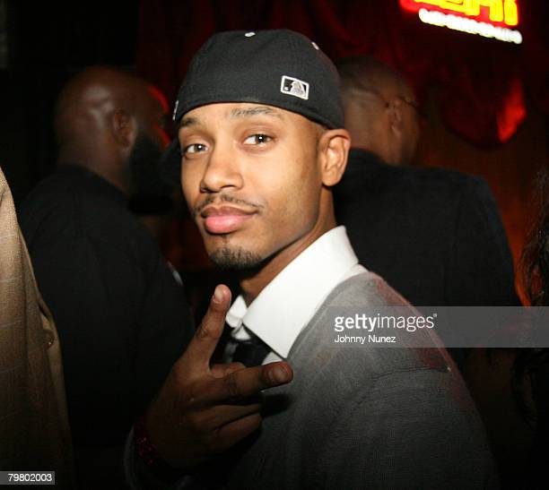 Terrence attends the 2008 NBA AllStar in New Orleans ESPN The Magazine's Chicken `N' Waffles event at Harrah's Hotel February 16 2008 in New Orleans...
