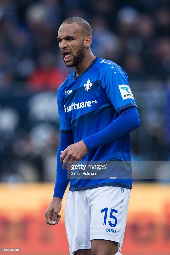 SV Darmstadt 98 v 1. FC Koeln - Bundesliga : News Photo