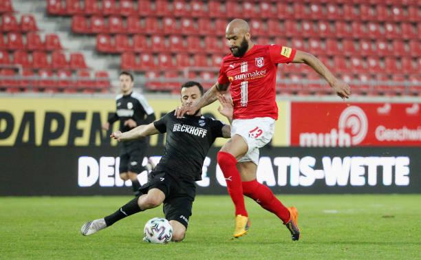 DEU: Hallescher FC v SC Verl - 3. Liga