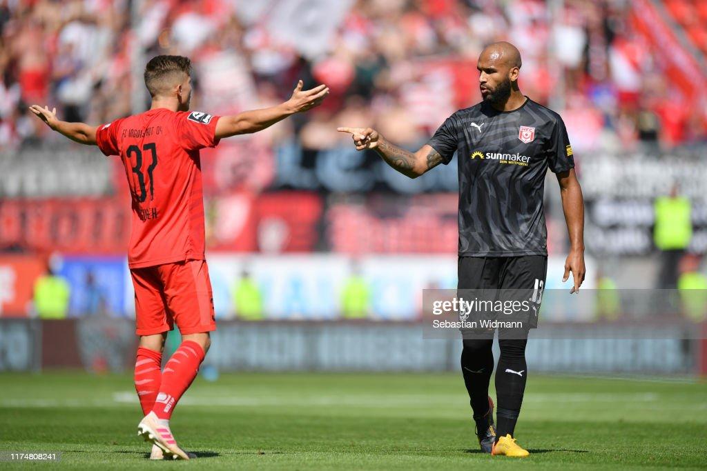 FC Ingolstadt v Hallescher FC - 3. Liga : News Photo