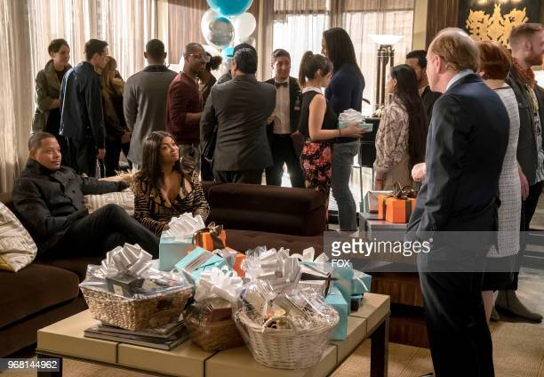 Terrence Howard and Taraji P Henson in the 'A Lean Hungry Look' episode of EMPIRE airing Wednesday May 2 on FOX